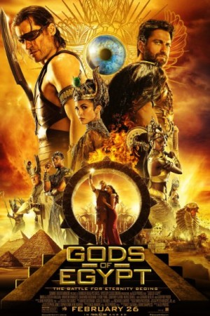 Rent Gods Of Egypt Online