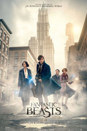 Rent Fantastic Beasts and Where to Find Them Online