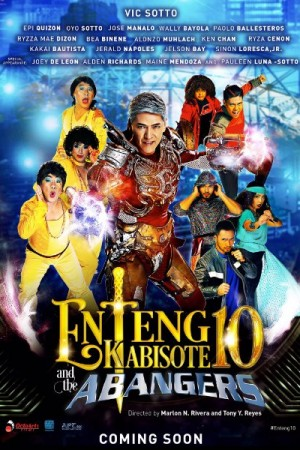 Rent Enteng Kabisote 10 and The Abangers Online