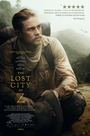 Rent The Lost City of Z Online