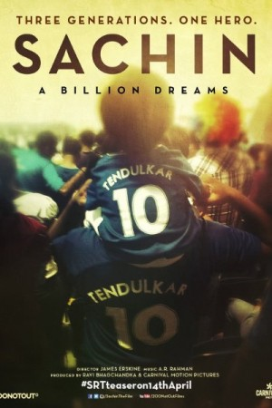 Rent Sachin: A Billion Dreams Online