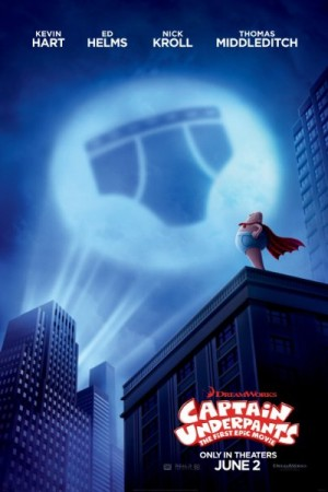 Rent Captain Underpants: The First Epic Movie Online