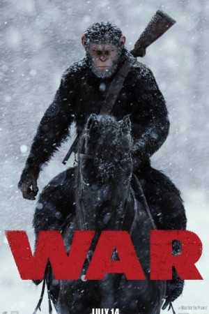 Rent War for the Planet of the Apes Online
