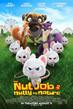 Rent The Nut Job 2: Nutty by Nature Online