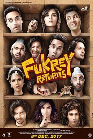 Rent Fukrey Returns Online