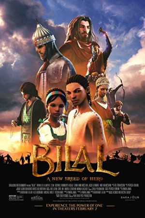 Rent Bilal: A New Breed of Hero Online