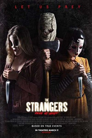 Rent The Strangers: Prey at Night Online
