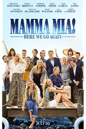 Rent Mamma Mia! Here We Go Again Online