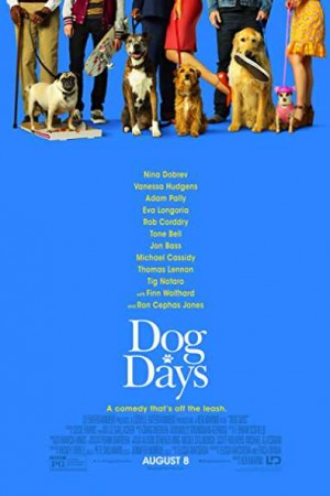 Rent Dog Days Online