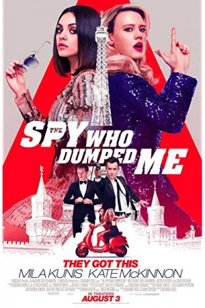 Rent The Spy who Dumped Me Online