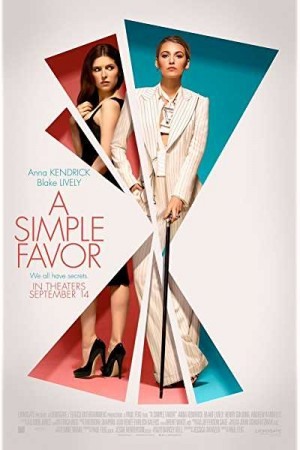 Rent A Simple Favor Online