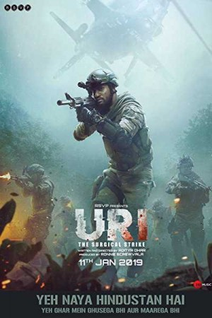 Rent Uri: The Surgical Strike Online