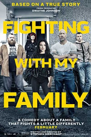 Rent Fighting with My Family Online