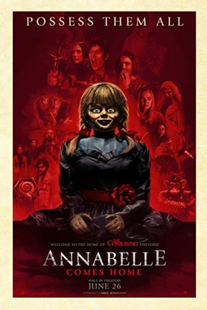 Rent Annabelle Comes Home Online