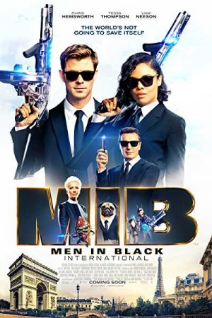 Rent Men in Black: International Online