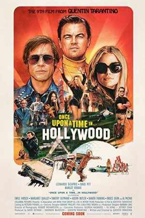 Rent Once Upon a Time … in Hollywood Online
