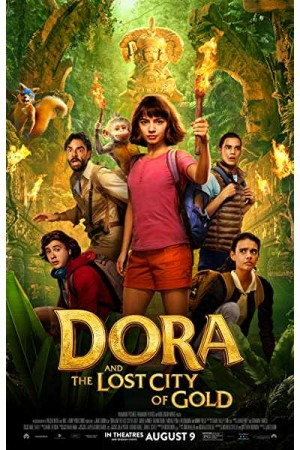 Rent Dora and the Lost City of Gold Online