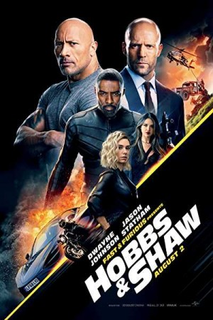 Rent Fast & Furious Presents: Hobbs & Shaw Online