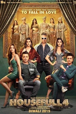 Rent Housefull 4 Online