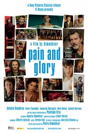 Rent Pain & Glory Online