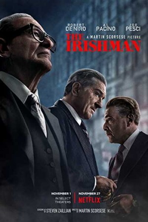Rent The Irishman Online