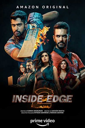 Rent Inside Edge Season 2 Online