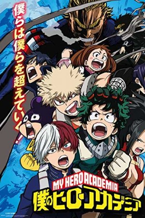 Rent My Hero Academia Season 4 Episode 11 Online