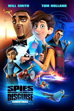 Rent Spies in Disguise Online